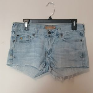 NWOT abercrombie&Fitch jean shorts